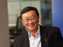 BlackBerry CEO admits it 'needs to win the enterprise back' to survive