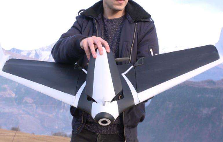 Parrot's Disco drone