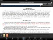 Image Gallery: Logos Bible menus