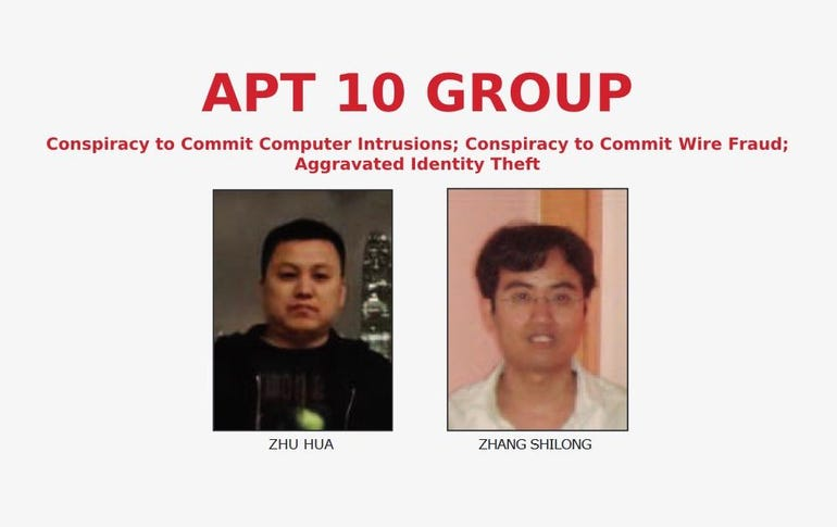 APT10 hackers