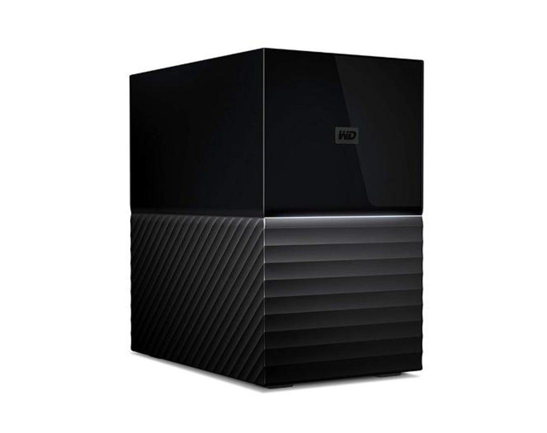 WD 8TB My Book Duo Desktop RAID External Hard Drive