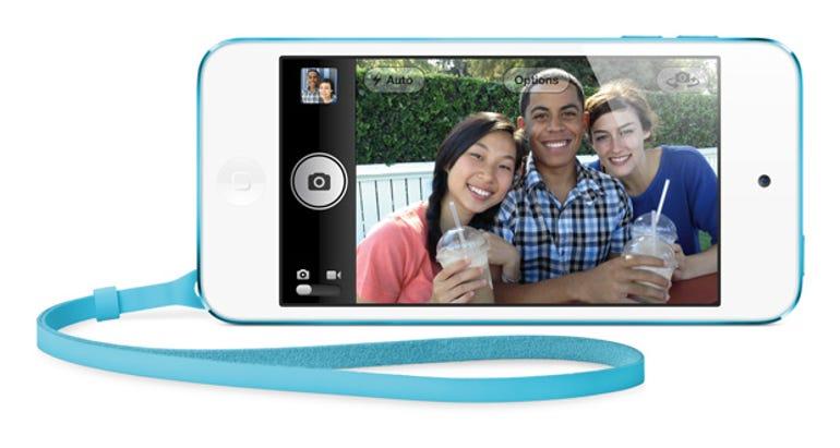 iPod touch fifth generation with lanyard - Jason O'Grady