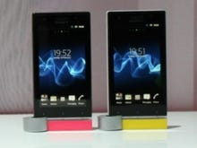 Sony returns to phones with Xperia P and U
