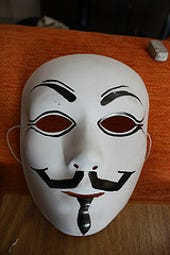Who is behind the Anonymous DDOS attack? Maybe you.
