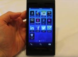 A BB10 device