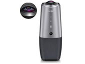 Coolpo 360 video conference camera review: Facial tracking features and panoramic room view