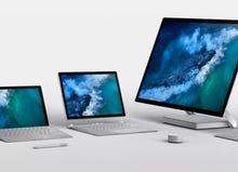 Making sense of Microsoft's Surface lineup