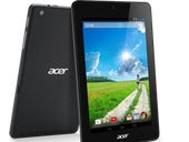 First take, Acer Iconia One 7: Attractive price, disappointing specs