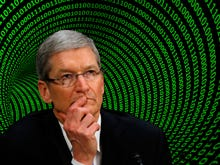 Tim Cook needs to make big data, AI pivot