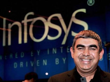 sikka infy
