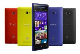 HTC and Microsoft reveal new Windows Phone 8 products; the 8X and 8S