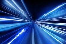 The Internet is getting faster, a lot faster
