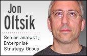 Jon Oltsik, senior analyst at Enterprise Strategy Group