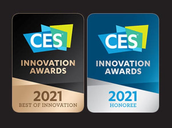 CES 2021: Best of Innovation award winners
