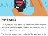 Electrocardiogram (ECG/EKG) testing app arrives on the Fitbit Sense