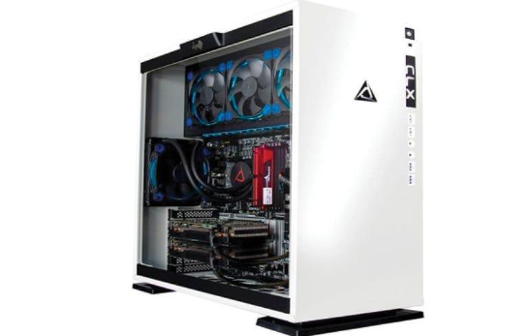 CybertronPC desktop