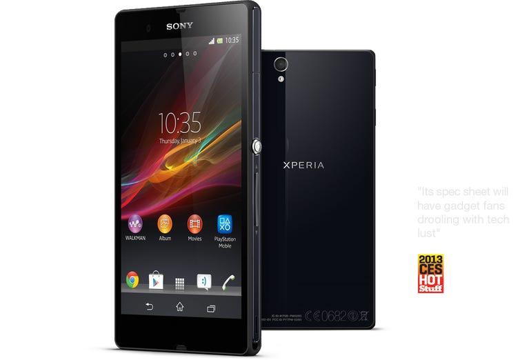 5. Sony Xperia Z