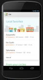 Google Maps, Offers and the big wearable technology picture
