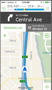 Did you MapQuest It? New iOS 7 and Android update shows MapQuest is serious about mobile