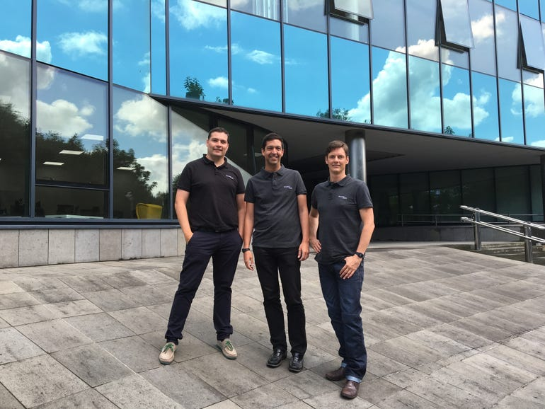 CounterCraft startup team