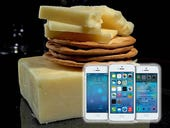iPhones and Cheese