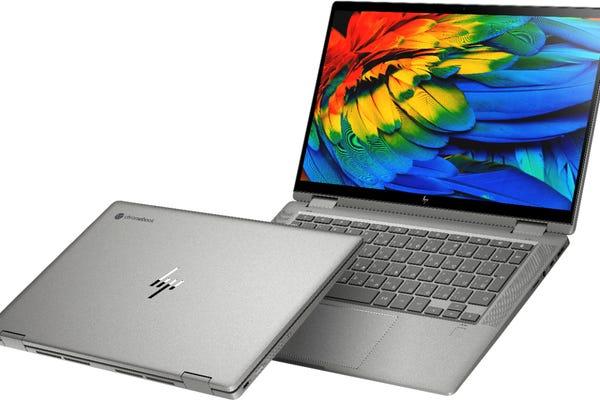 HP brings 11th-gen Intel processors to Chromebook x360 14c convertible laptop
