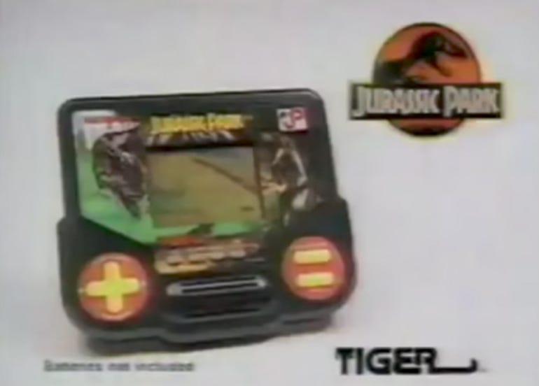Tiger Electronic Handheld Games