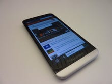 BlackBerry Z30: Hands-on with BlackBerry's flagship phablet