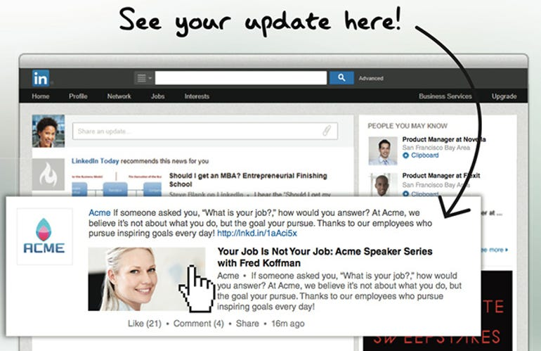 zdnet-linkedin-showcase-pages