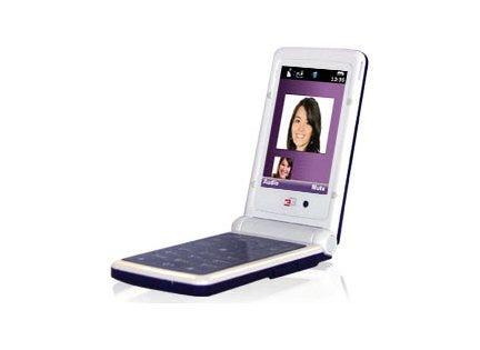 Purple Magic handset