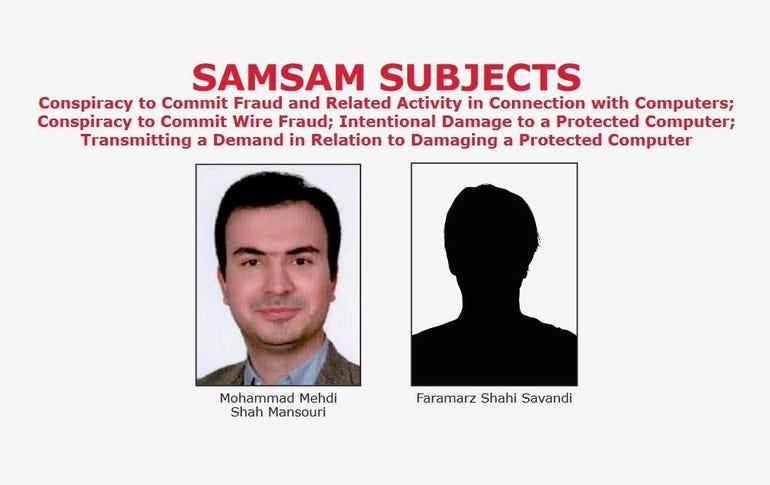 SamSam crew