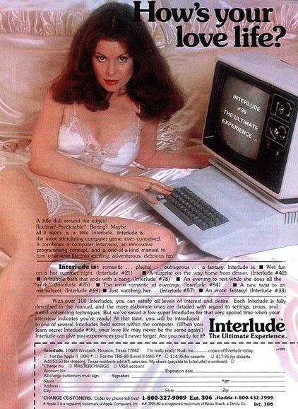 Interlude game ad