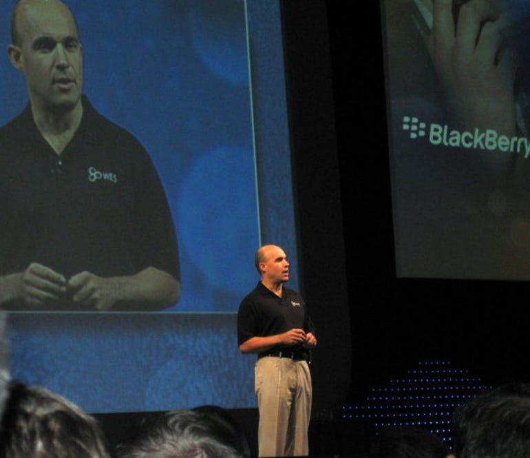 RIM: co-CEO Jim Balsillie