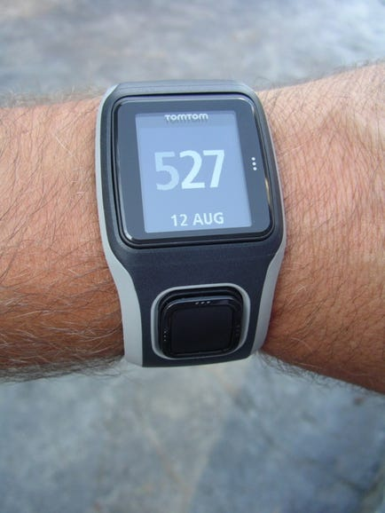 Multi-Sport on my wrist