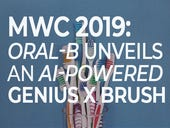 MWC 2019: Oral-B unveils an AI-powered Genius X brush