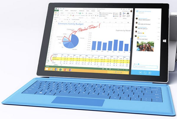 Good alternatives to the Microsoft Surface Pro 3