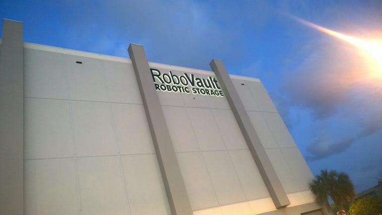 RoboVault, Fort Lauderdale FL
