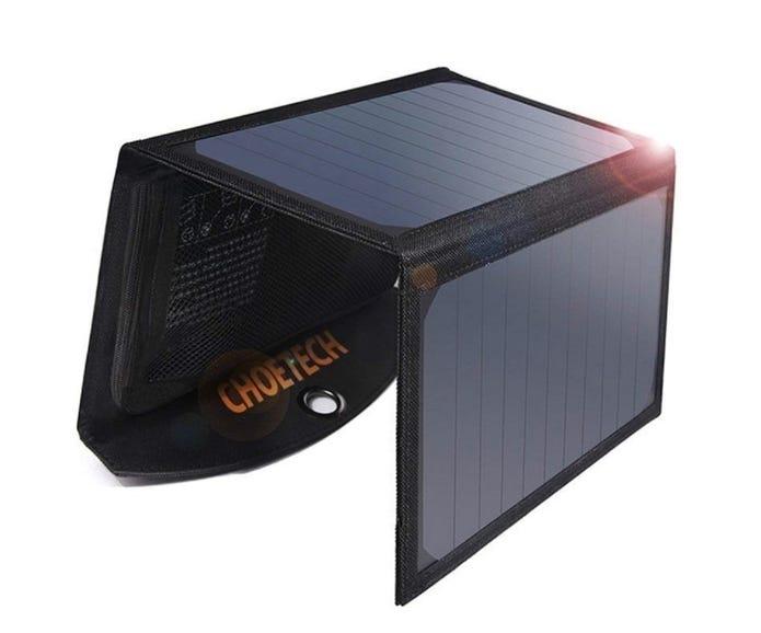 Choetech 19 Watt solar charger