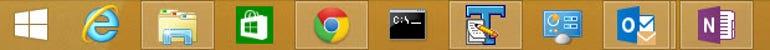 Win8.taskbar