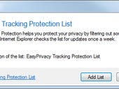Internet Explorer 9 Tracking Protection: how it works