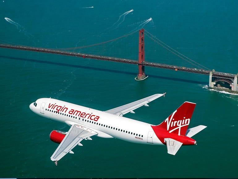 Hacker breaks into Virgin America's corporate network