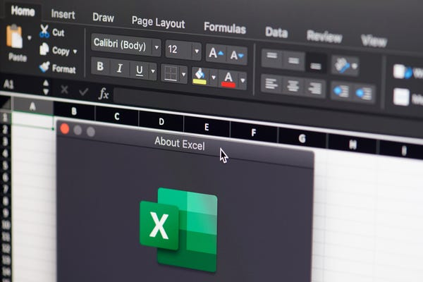 I just watched Microsoft (try to) make Excel exciting. Recovery won't be easy