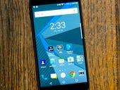 BlackBerry DTEK60 briefly leaked on BlackBerry's own website
