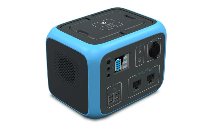 Bluetti AC50S power station review review  perfect for power cuts zdnet
