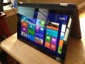 Lenovo IdeaPad Yoga 13 hands on: Flexible laptop for flexible Windows 8