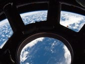 Space station observatory gazes at Earth