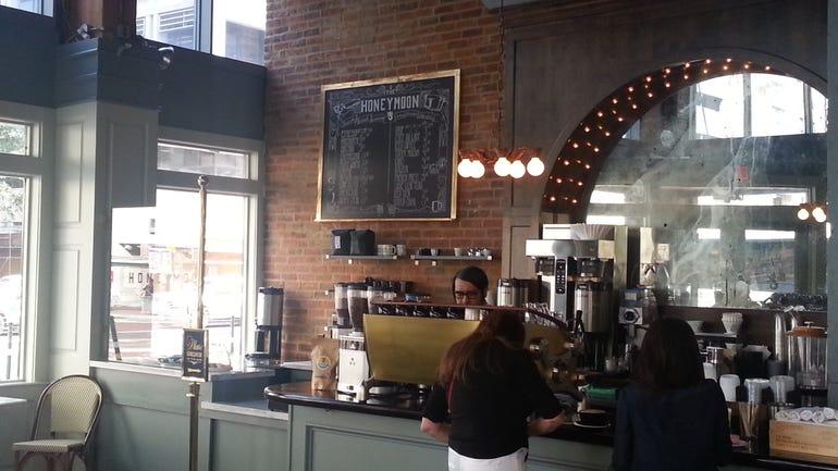 Honeymoon Coffee Shop