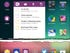 Pin pages and notebooks directly to your Android or Windows 8 home screen