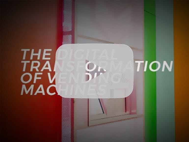 The digital transformation of vending machines