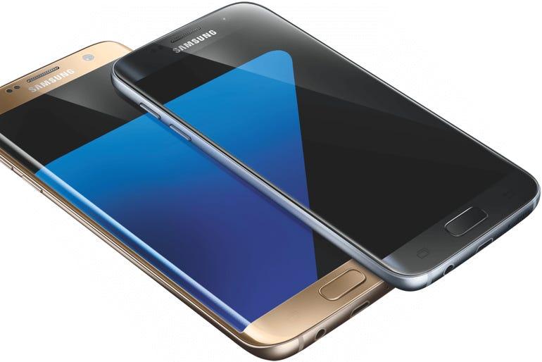 2016: Samsung Galaxy S7 and S7 Edge
